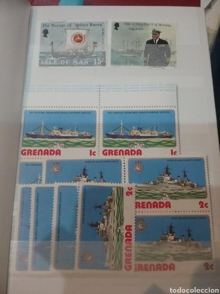 Sellos: MINI-Clasificador Barcos/Mismo precio; con o sin clasificador/veleros/flota/navios/VER FOTOS/1 - Foto 8 - 160871249