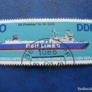 Sellos: ALEMANIA DDR, 1982 SELLO USADO. Lote 168268044