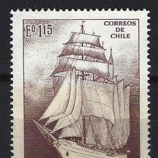 Sellos: BARCOS / CHILE - SELLO NUEVO **. Lote 170293504
