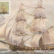 Sellos: CISKEI & MAXIMO, BARCOS DE GUERRA 1985 (28) . Lote 185902476