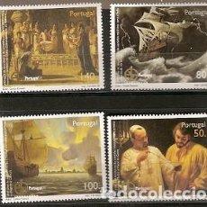 Sellos: PORTUGAL ** & 500 AÑOS DE DESCUBRIMIENTO DEL CAMINO DEL MAR A LA INDIA 1988 (2277). Lote 195523098