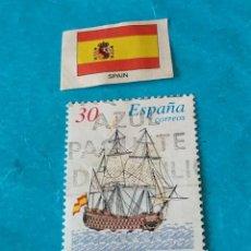 Sellos: ESPAÑA BARCOS 1. Lote 213021060