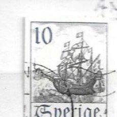 Timbres: 1967-SUECIA. SVENT SKEPP (BUQUE DE GUERRA). Lote 217319257