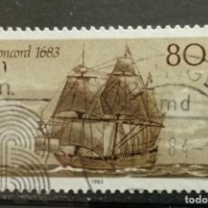 Timbres: SELLOS BARCOS. Lote 231842115