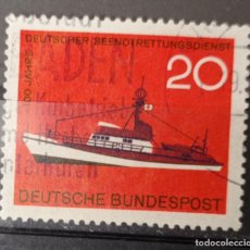 Timbres: SELLOS BARCOS. Lote 231872820