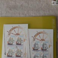 Sellos: BARCOS EPOCA ESPAÑA 1996 EDIFIL 3415/6 FILATELIA COLISEVM COLECCIONISMO. Lote 246117575