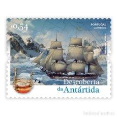 Sellos: PORTUGAL ** & DESCUBRIMIENTO DE LA ANTÁRTIDA 2021 (3426). Lote 270126818