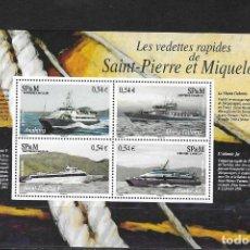 Sellos: SAN PIERRE Y MIQUELON Nº HB 11 (**). Lote 277607068