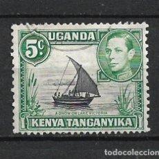 Timbres: SELLO KENYA UGANDA TANGANYIKA -19/51. Lote 287201248