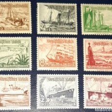 Sellos: ALEMANIA IMPERIO 1937** NUEVOS. Lote 296058888