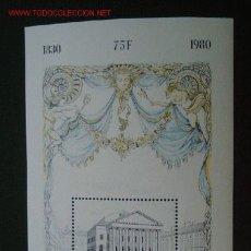 Sellos: BELGICA, Nº YVERT HB 55 AÑO 1980. Lote 26918741