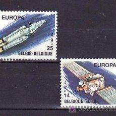 Sellos: BELGICA 2406/7 SIN CHARNELA, TEMA EUROPA 1991, EUROPA Y EL ESPACIO. Lote 10913153