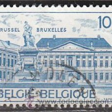 Sellos: BELGICA IVERT Nº 1762, PATRIMONIO ARTISTICO EUROPEO, PLAZA DE MARTYRS EN BRUXELAS. Lote 15958616