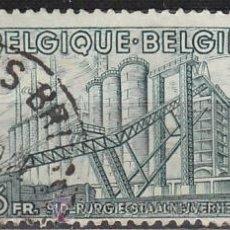 Sellos: BELGICA IVERT Nº 0772, EXPORTACIONES: PRODUCTOS SIDERURGICOS, USADO. Lote 16231491