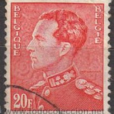 Sellos: BELGICA IVERT Nº 0435 (AÑO 1936), EL REY LEOPOLDO III, USADOS. Lote 16403104