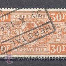 Sellos: BELGICA,1941- FERROCARRILES- USADO. Lote 23128366