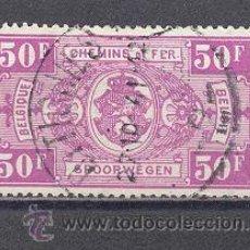 Sellos: BELGICA,1941- FERROCARRILES- USADO. Lote 23128445