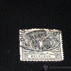 Sellos: SELLO CLÁSICO BÉLGICA. Lote 33371230