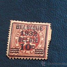 Sellos: SELLO CLÁSICO BÉLGICA. Lote 33371681