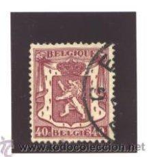 Sellos: BELGICA 1938 - YVERT NRO. 479 - USADO -. Lote 40636909
