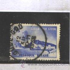 Sellos: BELGICA 1938 - YVERT NRO. 487 - USADO . Lote 40819952