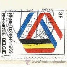 Sellos: BÉLGICA 1969. BENELUX. Lote 40911472