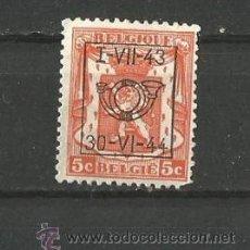 Sellos: BÉLGICA 1943 . LEÓN HERÁLDICO SOBREIMPRESO. Lote 40952871