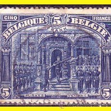 Sellos: BÉLGICA 1920 YVERT Nº 147 (O) LUJO. Lote 44202601