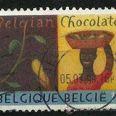 Sellos: BELGICA 1999-YV 2825. Lote 47014541