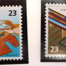 Sellos: SELLOS BELGICA 1985. NUEVOS.. Lote 48415572