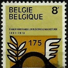 Sellos: BELGICA 1978- YV 1884. Lote 49914613