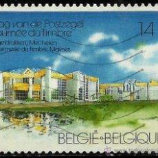 Sellos: BELGICA 1991- YV 2404. Lote 49936402