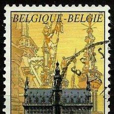 Sellos: BELGICA 1996- YV 2642. Lote 49937658