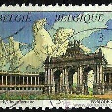 Sellos: BELGICA 1996- YV 2645. Lote 49937682