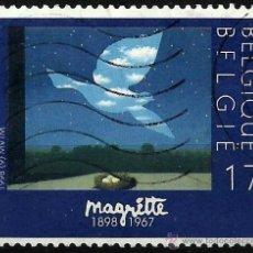 Sellos: BELGICA 1998- YV 2755. Lote 49938087