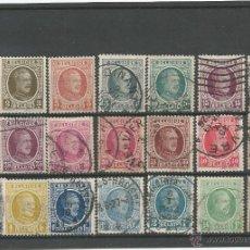 Sellos: 1921-27 - ALBERTO I - BELGICA. Lote 50214083