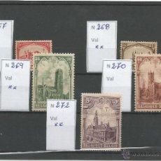 Sellos: 1928 - ANTITUBERCULOSIS - BELGICA. Lote 50214113