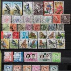 Sellos: BÉLGICA BELGIUM BELGIQUE BELGIEN BELGIO 50 SELLOS USADOS BEL-04. Lote 51741875