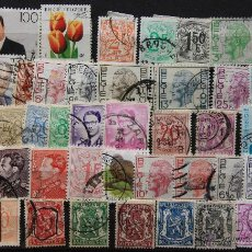 Sellos: BÉLGICA BELGIUM BELGIQUE BELGIEN BELGIO 50 SELLOS USADOS BEL-06. Lote 51741969