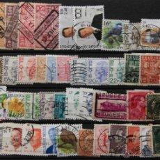 Sellos: BÉLGICA BELGIUM BELGIQUE BELGIEN BELGIO 50 SELLOS USADOS BEL-07. Lote 51742004
