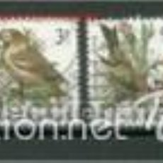 Sellos: AVES-PÁJAROS DE BÉLGICA. SELLOS AÑO 1985. Lote 56527928