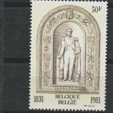 Sellos: LOTE Y SELLOS SELLO BELGICA NUEVO GRAN TAMAÑO BUEN VALOR. Lote 64319783