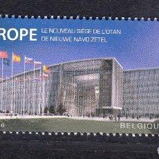 Sellos: BELGICA 2016 LA OTAN EN BELGICA. Lote 67977489