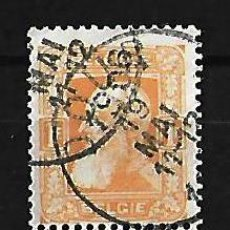 Sellos: BELGICA 1905 EFIGIE DE LEOPOLDO II . Lote 84180604