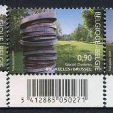 Sellos: BELGICA - TURISMO (2008) **. Lote 86282068