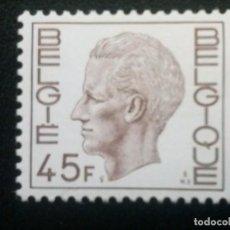 Sellos: BÉLGICA , YVERT Nº 1985 ** , 1980. Lote 90537230