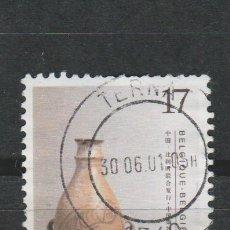 Sellos: LOTE Z3 SELLOS SELLO BELGICA ETAPA EURO. Lote 105840226