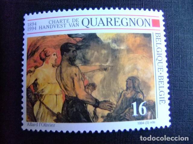 BELGICA BELGIQUE BELGIË 1994 PARTIDO OBRERO BELGA YVERT 2546 ** COB 2549 ** MNH (Sellos - Extranjero - Europa - Bélgica)