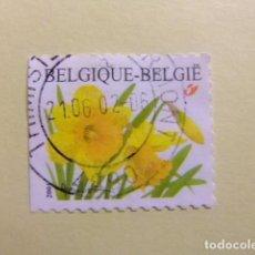 Sellos: BELGICA BELGIQUE BELGIE 2001 FLORA YVERT Nº 3041 º FU . Lote 100948267