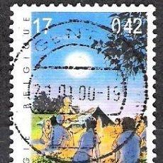 Sellos: BELGICA 1999 - USADO. Lote 102705779